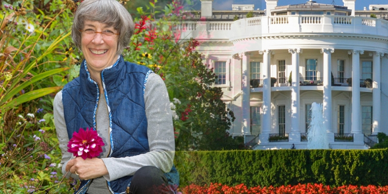 All the Presidents' Gardens with Marta McDowell